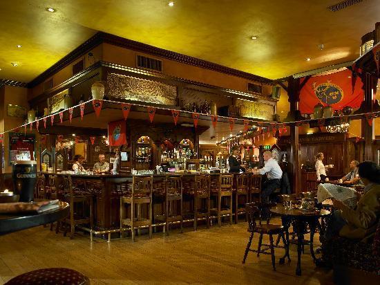 Kilmurry Lodge Hotel: Nelligan's Bar