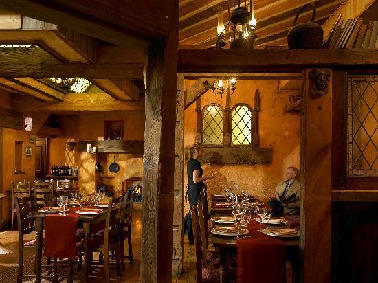 Kilmurry Lodge Hotel: Flanagan's Restaurant