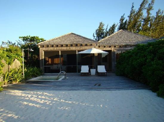 COMO Parrot Cay, Turks and Caicos: A One Bedroom Beach House w/ plunge pool
