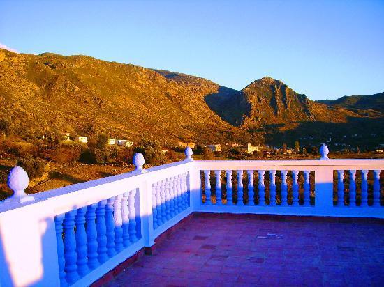 Gite Talassemtane: Terrase