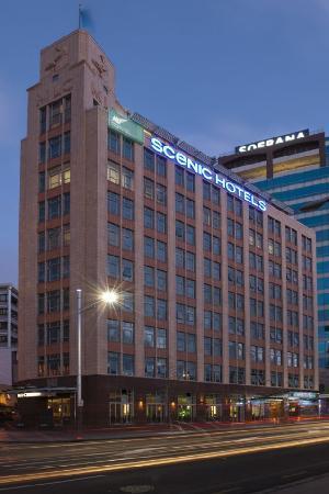 Scenic Hotel Auckland Exterior
