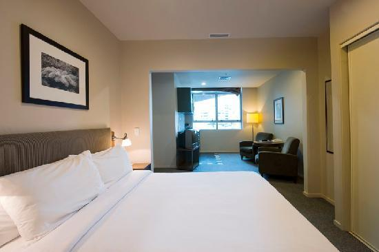 Scenic Hotel Auckland Standard Studio Room