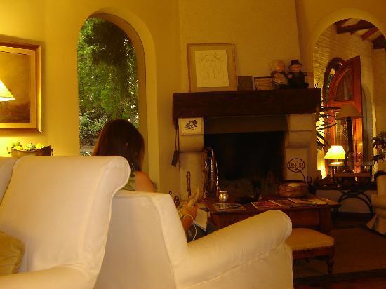 Hotel Casagrande : Recepção