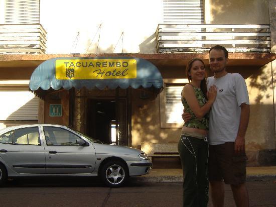 Tacuarembo Hotel: Hotel
