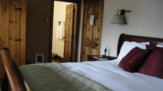 Duck Inn Lodge: Our room 2