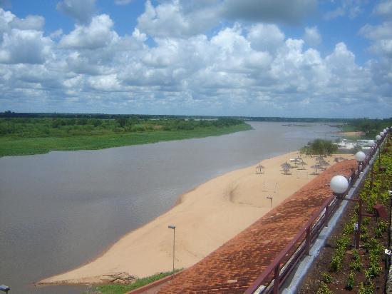 Lambare, Paraguay: Rio Paraguay