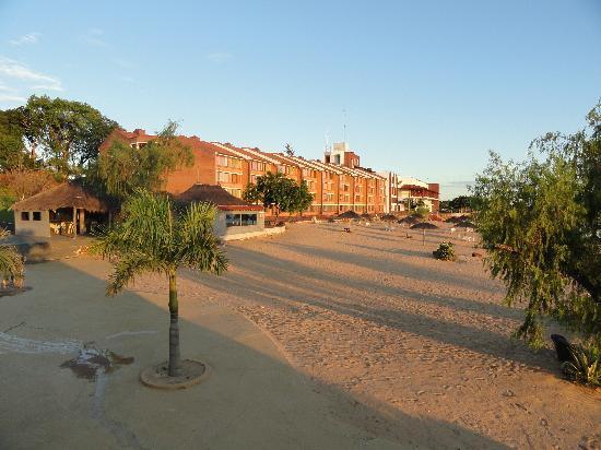 Lambare, Paraguay: Praia