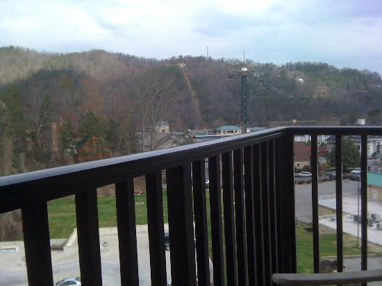 ‪‪Holiday Inn Club Vacations Gatlinburg-Smoky Mountain‬: Perfect View‬