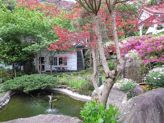 Fuyam Tourist Home: Garden view