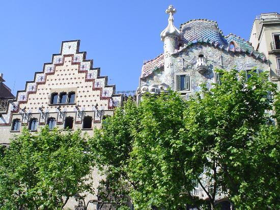 Barcelona, Spain: Gaudi Architecture