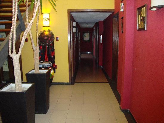 Hotel Iberia: Lobby