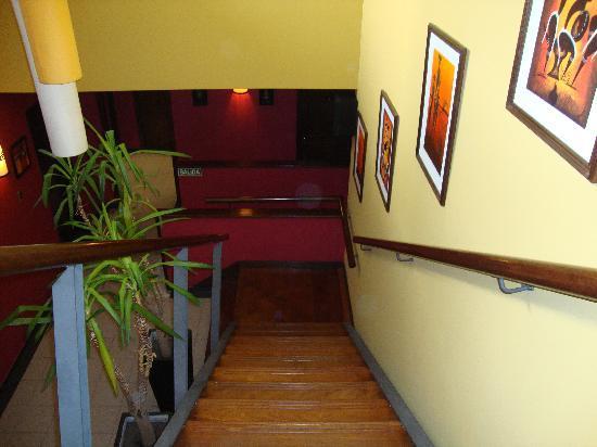 Hotel Iberia: Pasillo