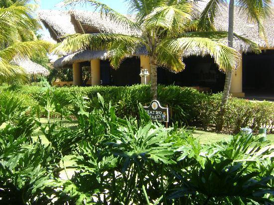 Tropical Princess Beach Resort & Spa: Theater.