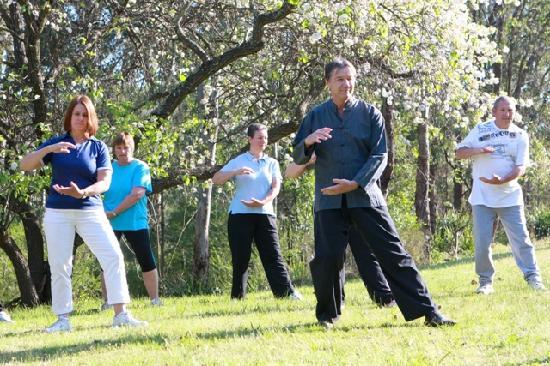 Hopewood Health Retreat: Tai Chi
