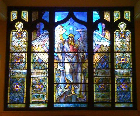 Indianapolis Museum of Art : Tiffany Windows