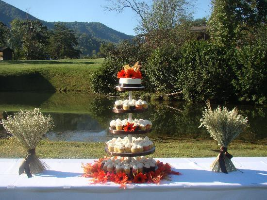 Wedding Cakes In Pigeon Forge Tn
