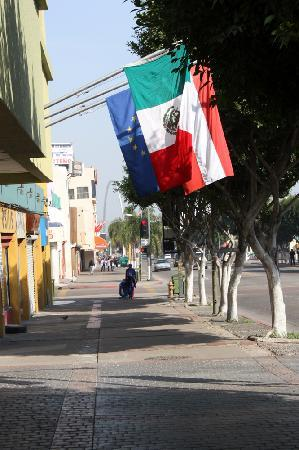 Tijuana, Mexiko: Revolution Ave.
