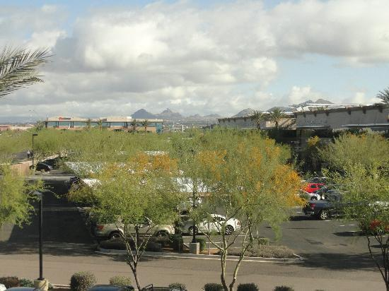 Holiday Inn & Suites Scottsdale North - Airpark: View from Room