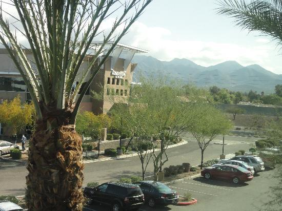 Holiday Inn & Suites Scottsdale North - Airpark : View from Room