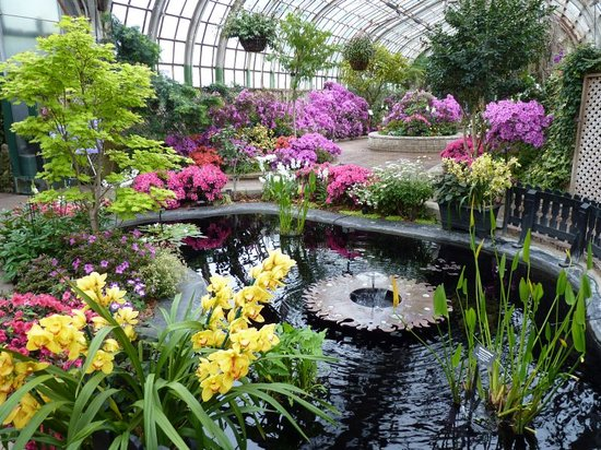 Lincoln Park Conservatory Chicago Il On Tripadvisor