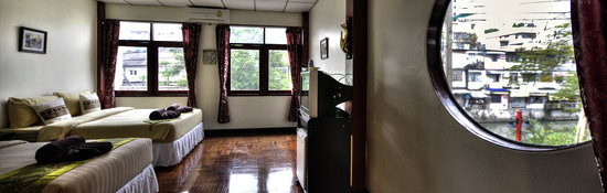 Queen Suriya's Castle: Pano Room of The Moonlight Room
