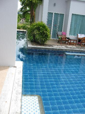 Kata Lucky Villa & Pool Access: Just step in from the room. Pool Access,