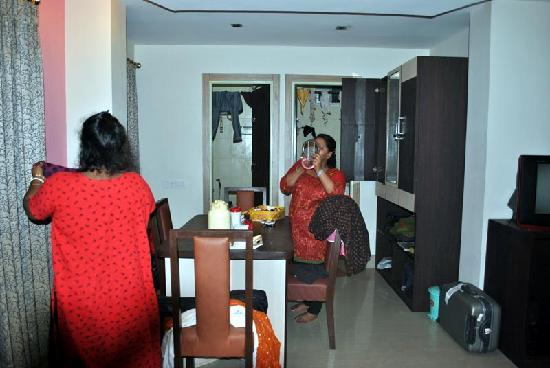 Hotel Shreesh: Inside view of the room