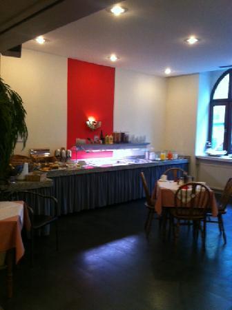 Hotel Brunnenhof: Frühstücksbuffet