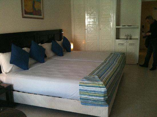 Atlantic Palace Agadir: chambre standard