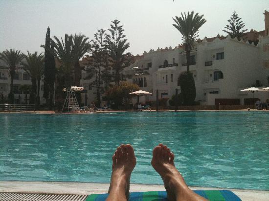 Atlantic Palace Agadir: on est fin mars !!!!