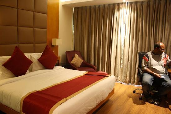 Lemon Tree Hotel Whitefield: Small Room