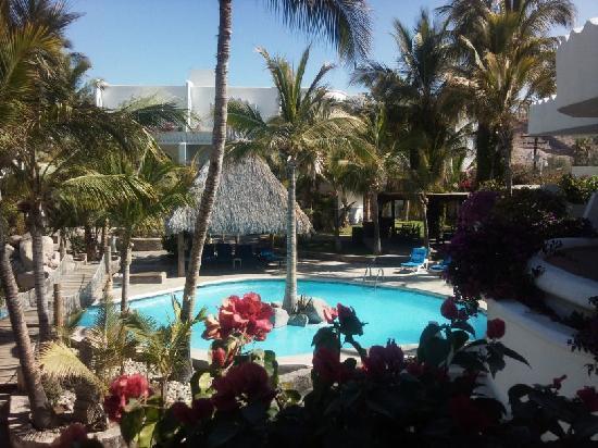 Club El Moro - jardin et piscine