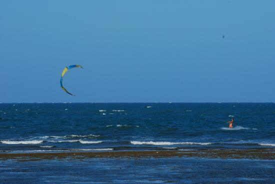 Kola Beach Resort: vitada spiaggia