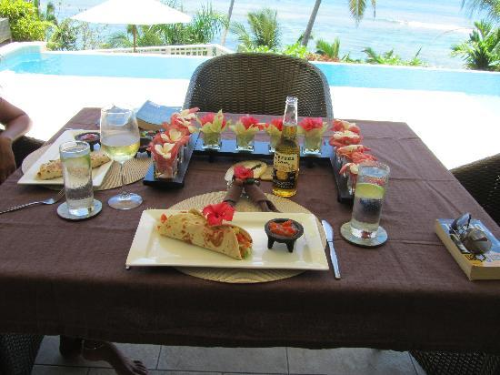 Taveuni Palms Resort: Lunch One Day