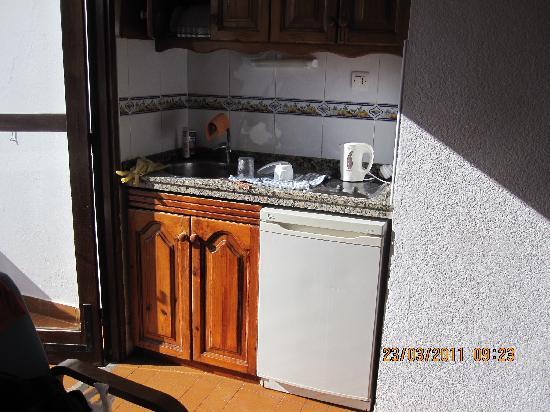 Aparthotel Puerto Plata: Kitchen !!