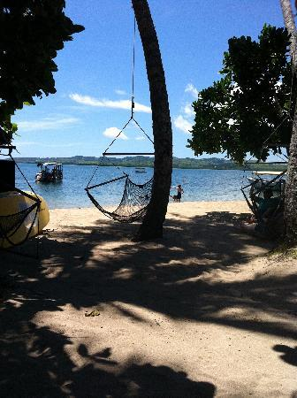 Robinson Crusoe Island Resort : lazy hammock day
