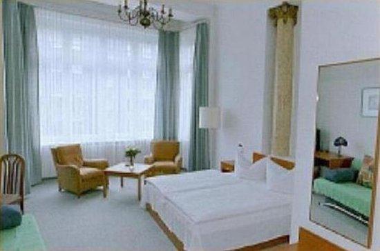 Amaryl City-Hotel am Kurfürstendamm: Zimmer - Amaryl City-Hotel (www.hotel-amaryl.de)