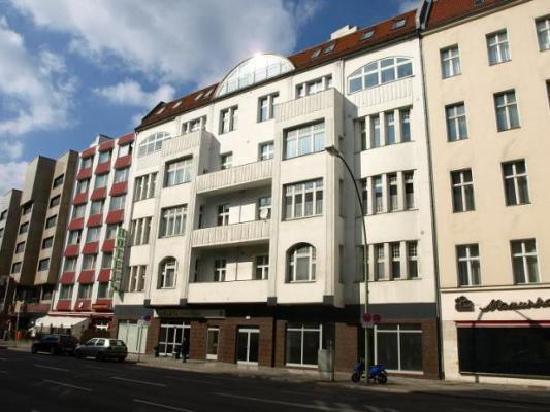 Amaryl City-Hotel am Kurfürstendamm: Außenansicht: Gebäude Amaryl City-Hotel (www.hotel-amaryl.de).