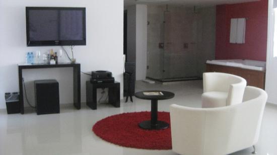 In Fashion Hotel & Spa: La suite