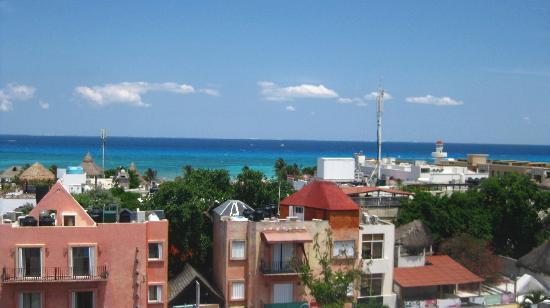 In Fashion Hotel & Spa: Las vistas