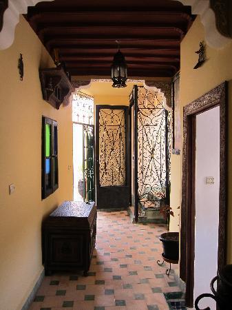 Riad Dar Guennoun: Interior