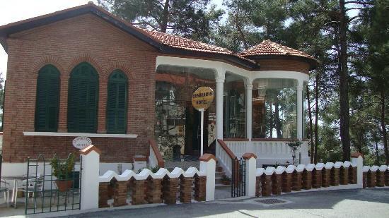 Πλάτρες, Κύπρος: Semiramis Hotel in Platres