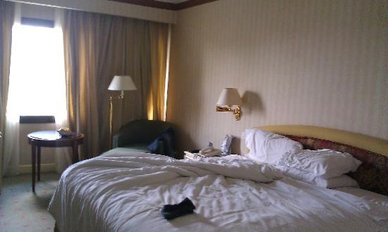 Le Meridien Heliopolis: The rooms are Roomy and Comfy