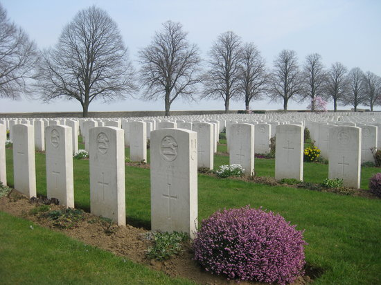 Terres de Memoire Somme Battlefield Tours
