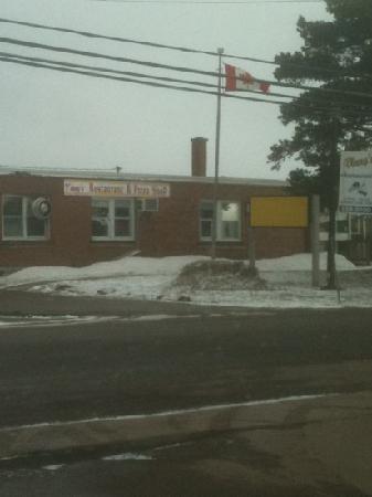 Vinnie's Coffee & Pizza Shop