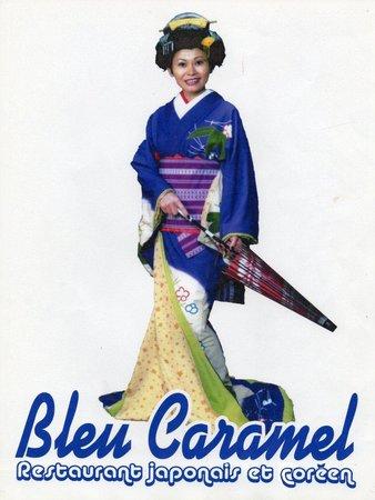 Bleu Caramel