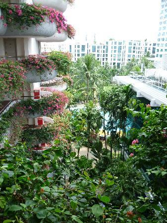 Shangri-La Hotel, Singapore: The garden wing