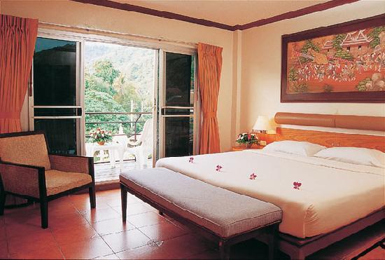 Hotel de Karon: Deluxe Room