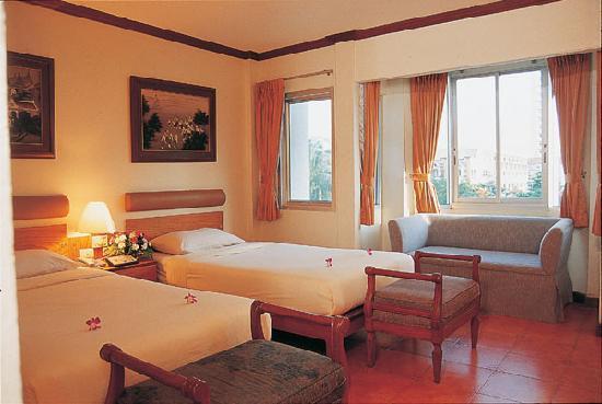 Hotel de Karon: Standard Twin Room