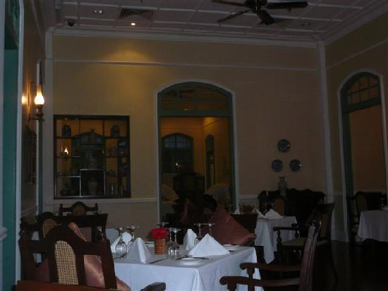 The Majestic Malacca: Restaurant